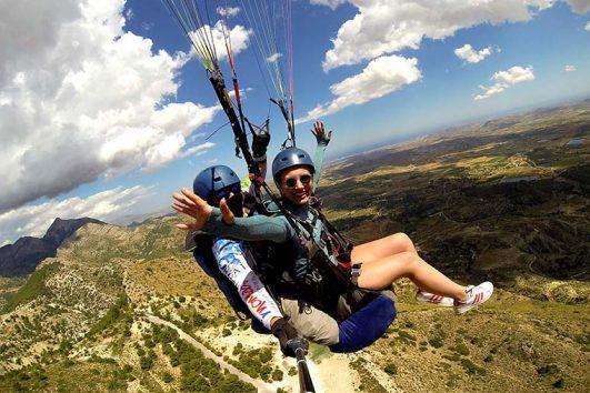 Paragliding Alicante